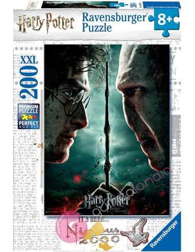 Puzzle Harry Potter 200 piezas