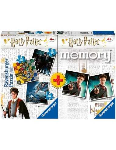 Harry Potter Multipack Memory + 3...