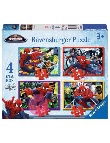Puzzle Ultimate Spiderman