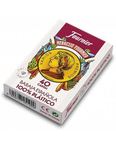 Naipe Español Plástico Nº 2100 (40...