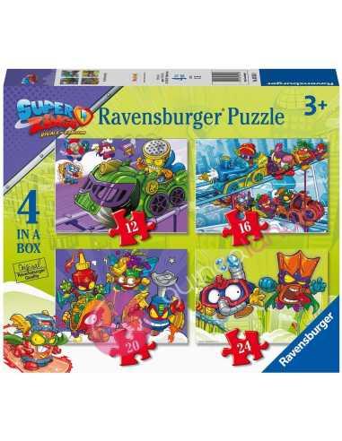 Puzzle Progresivo Super Zings...
