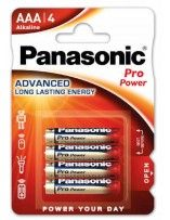 Pila Panasonic LR03PPG/4BP