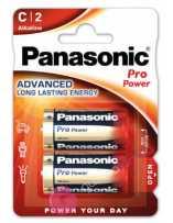 Pila Panasonic LR14PPG/2BP