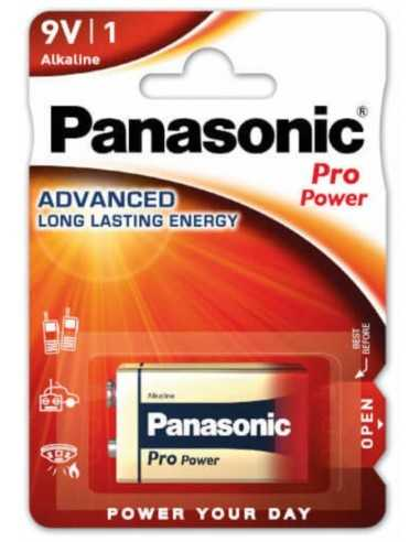 Pila Panasonic 9V 6LF22PPG/1BP