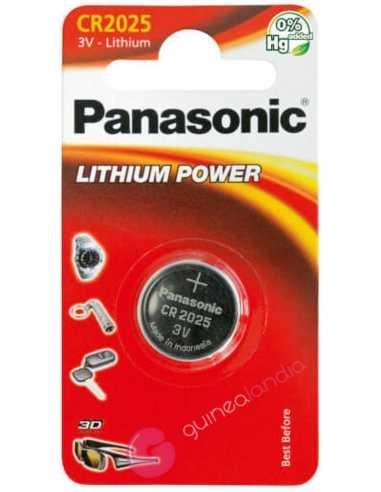 Pila Panasonic CR-2025EL/1B