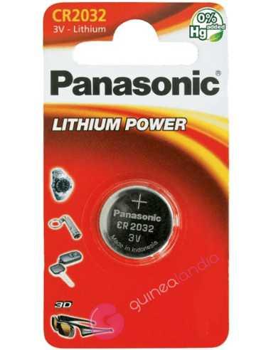 Pila de Botón Panasonic CR2032