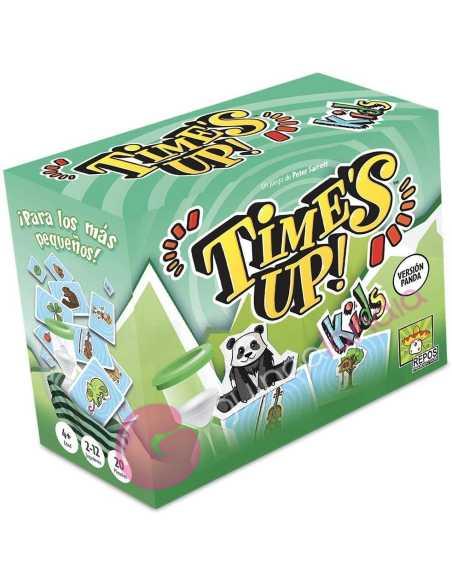 Time's Up Kids 2 (Panda)