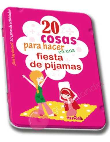 20 Cosas Para Hacer en Una Fiesta de...