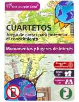 Juego Cuartetos Monumentos y Lugares de Interés