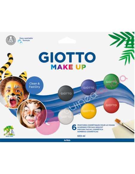 Pintura Facial Make Up Giotto