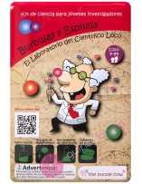 El Laboratorio del Científico Loco: Burbujas Y Espuma