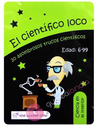 El Científico Loco: Ciencia en el...