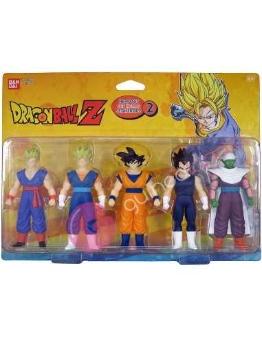 Set de Héroes Dragon Ball Z - Bandai