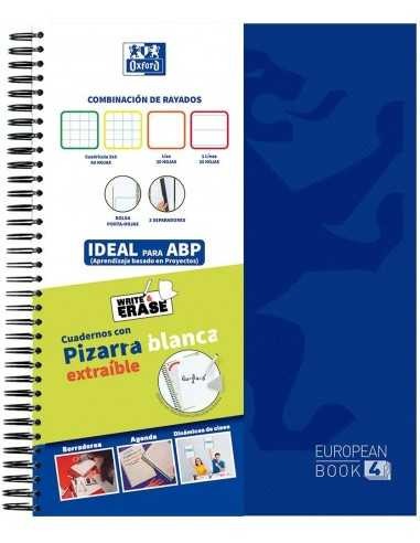Cuaderno A4 120 Hojas Multirayado...