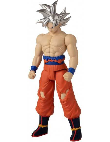 Figuras Limit Breaker - Goku Ultra Instinto
