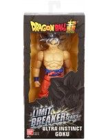 Figuras Limit Breaker - Goku Ultra Instinto
