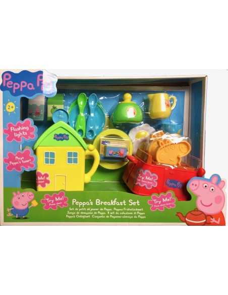 Peppa Pig Set de Desayuno