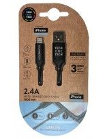 Cable Micro USB Apple 1m -...