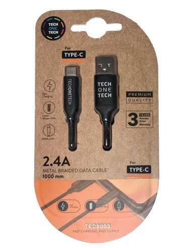 Cable USB Tipo C 1m