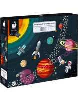 Puzzle Educativo Sistema Solar - Janod