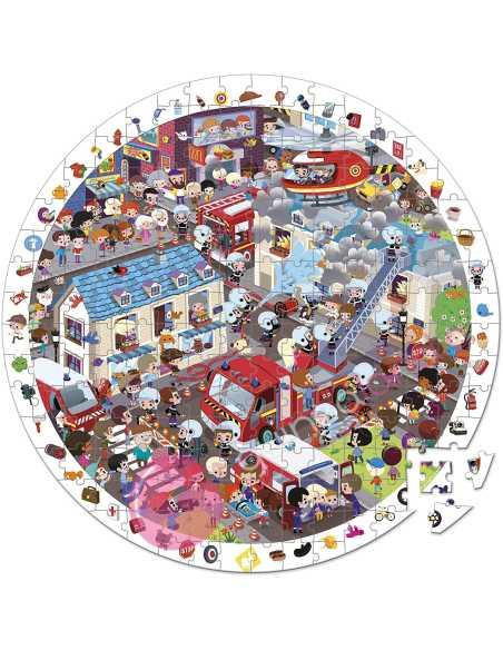 Puzzle De Observación