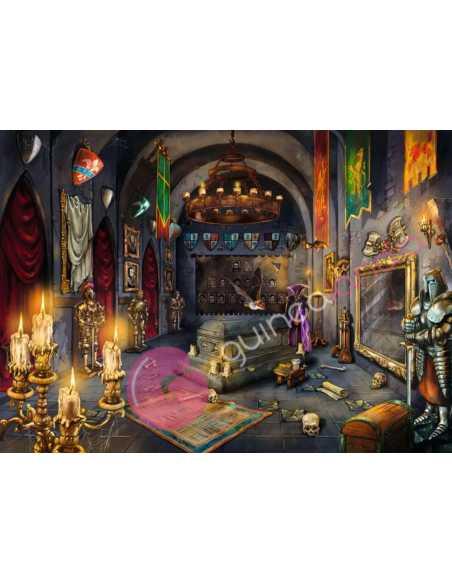 Escape Puzzle - En El Castillo Del Vampiro