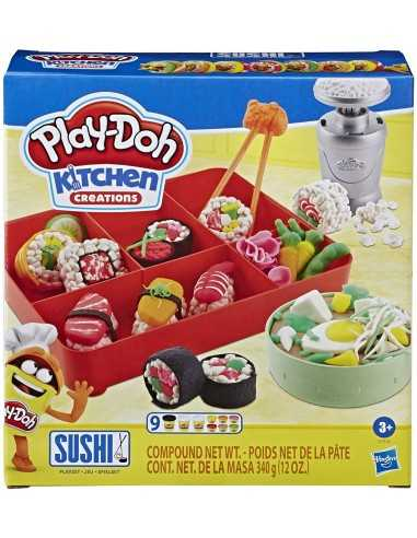 Sushi Play-Doh