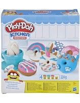 Donuts Deliciosos Play-Doh