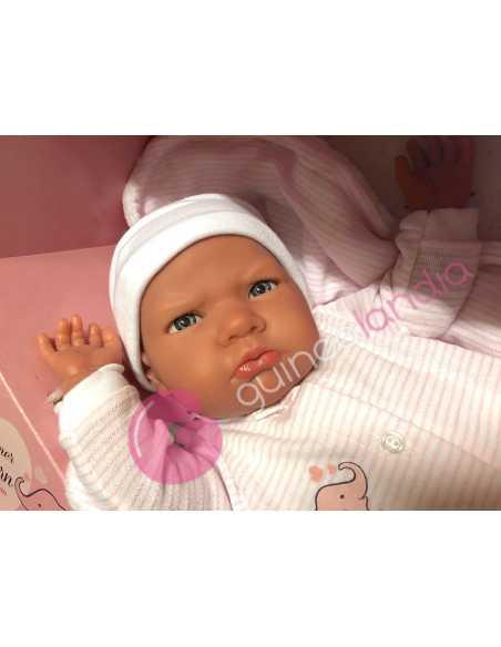 Mi Primer Reborn Berta Rosa - Antonio Juan