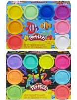 Pack 8 Botes - Play-Doh