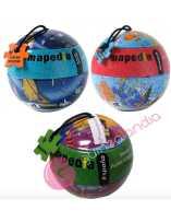 Puzzle Mapedia 100 piezas