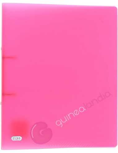 Carpeta 2 Anillas Lomo 40 mm. A4 PP -...