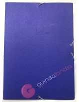 Carpeta Azul Folio - Grafoplás