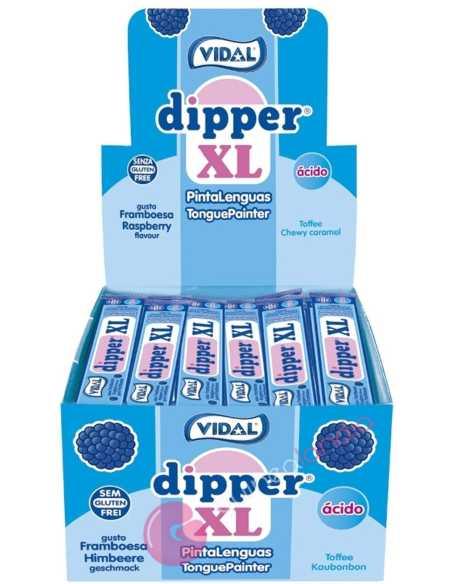 Dipper XL Frambuesa