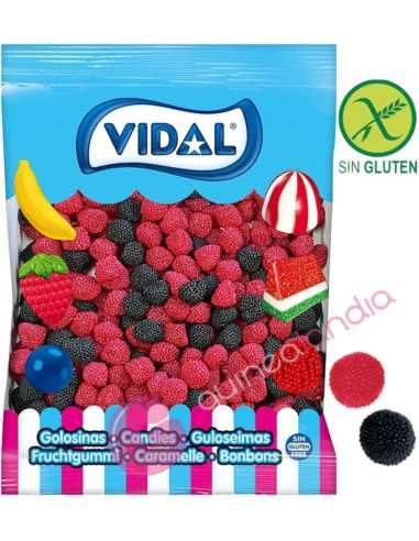 Moras de Zarza bolsa 1 kg - Vidal