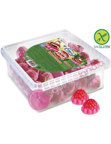 Fresas del Bosque Rellenolas