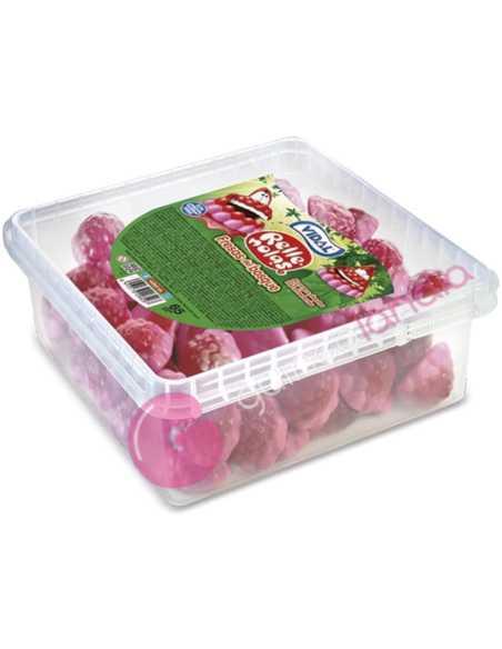 Fresas del Bosque Rellenolas golosinas