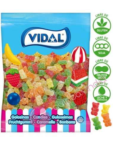 Ositos Azúcar bolsa 1kg - Vidal