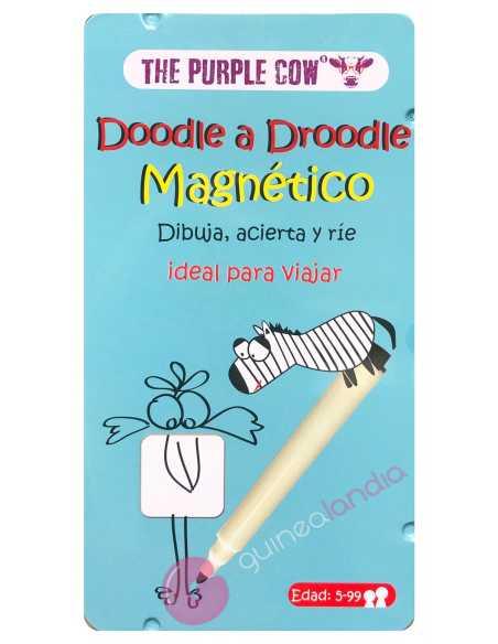 Doodle a Droodle - Viaje the purple cow