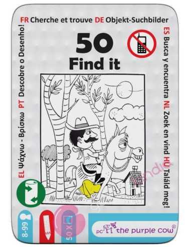 Busca y Encuentra 50 - The Purple Cow