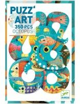 Puzzle Art Octopus 350 pzs...