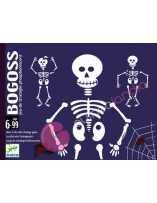 Bogoss - Djeco juego de cartas