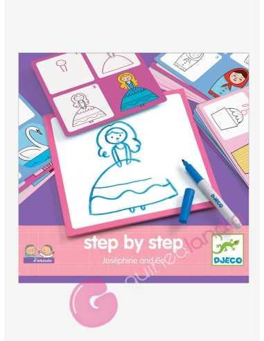 Step by Step Josephine Djeco