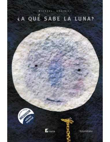 ¿A que sabe la luna? Bata con...
