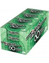 Chicles Trident 60 Minutos...