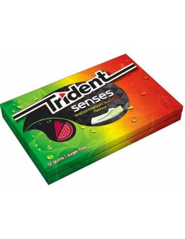 Chicles Trident Sense Watermelon 12 Und