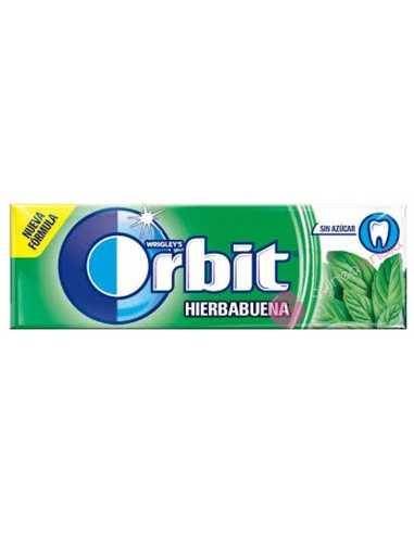 Chicles Orbit Gragea Hierbabuena 30 und