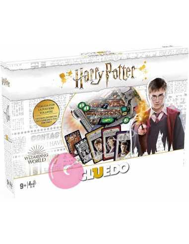 Cluedo Harry Potter Edición Blanca