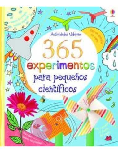 365 Experimentos para pequeños...