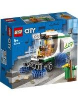 Barredora urbana Lego
